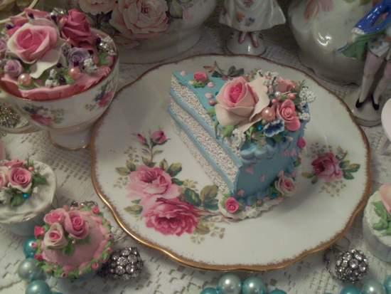 (Miss Joy) Fake Cake Slice