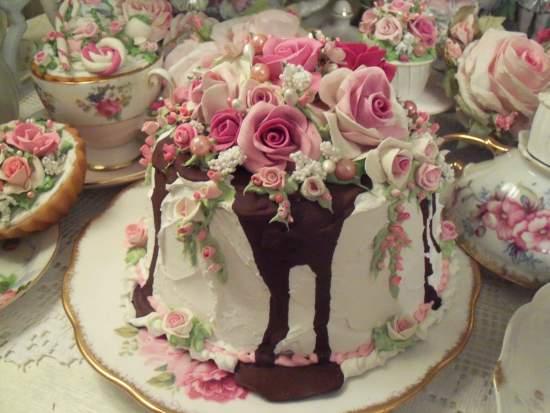 (Beautiful Beauty Belle) Fake Cake