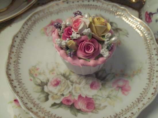 (Minni Abbie) Mini Cupcake Mini Marvel