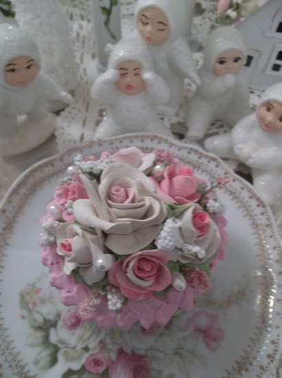 (Caitlynn) Fake Cupcake