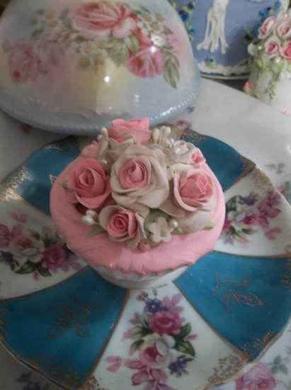 (Cindie Rosa Cupcake) Fake Cupcake