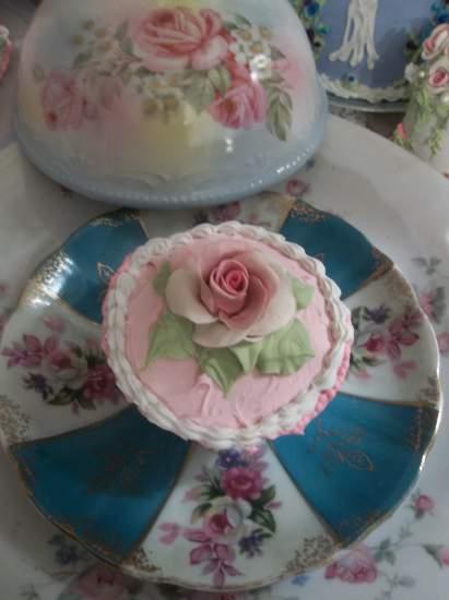 (Brianna) Fake Cupcake