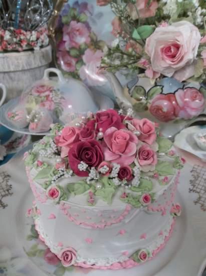 (My Fair Lady) Fake Cake