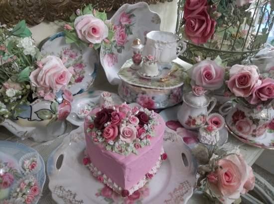(Victorian Dream) Fake Cake