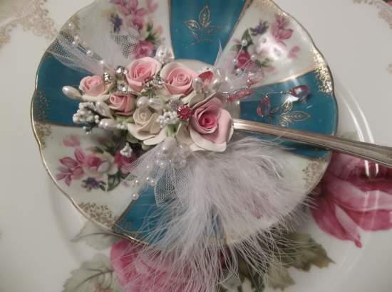 (Wondrous Wonda) Larger Decorated Tablespoon