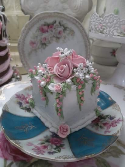 (Glenna Belle) Fake Cake Slice