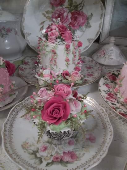 (Designer Cupcake) Fake Cupcake
