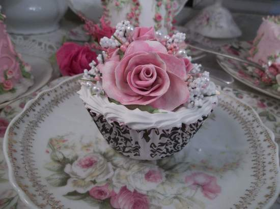(Rosandra Cupcake) Fake Cupcake