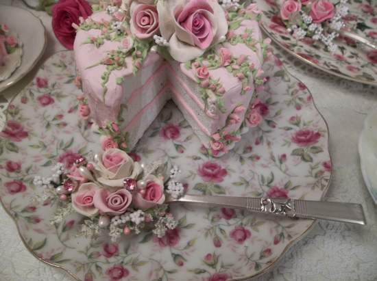 (Kayla) Vintage Teaspoon Decoration