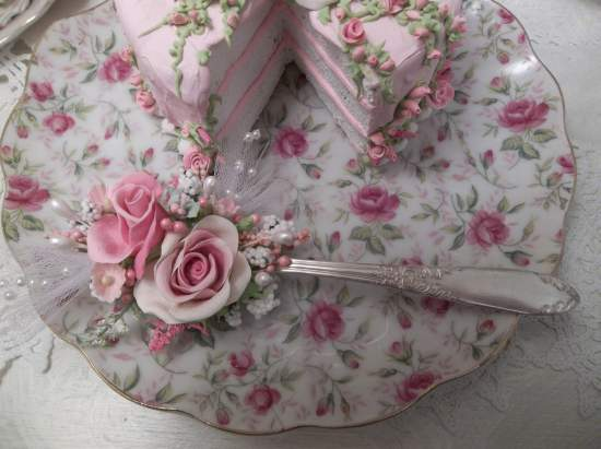 (Wedding Wanda) Vintage Teaspoon Decoration