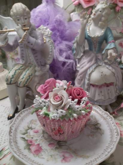 (Lovely) Fake Cupcake