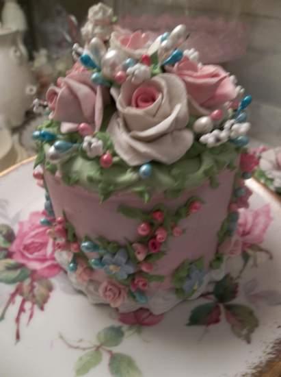 (Polly Cake) Funky Junk Fake Cake