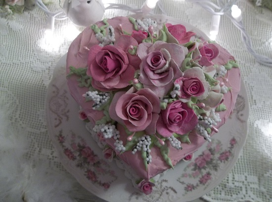 (Beautiful Valentine) Fake Cake