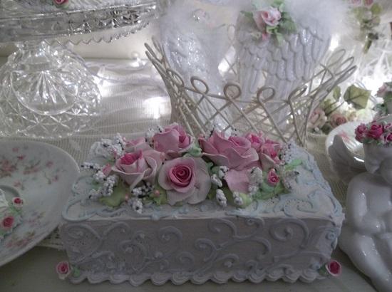 (Romance) Fake Cake Bar Cake