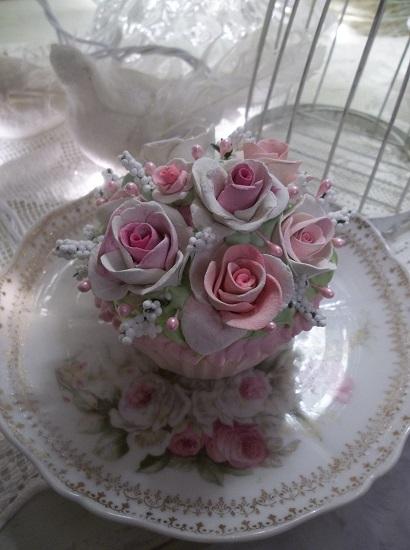 (A Dream Of A Cupcake) Fake Cupcake