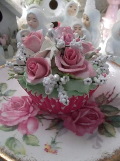 (Kaylaun) Fake Cupcake
