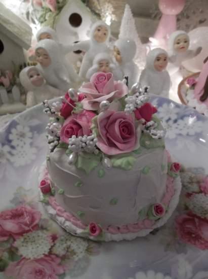 (Sweetest Joy) Funky Junk Fake Cake