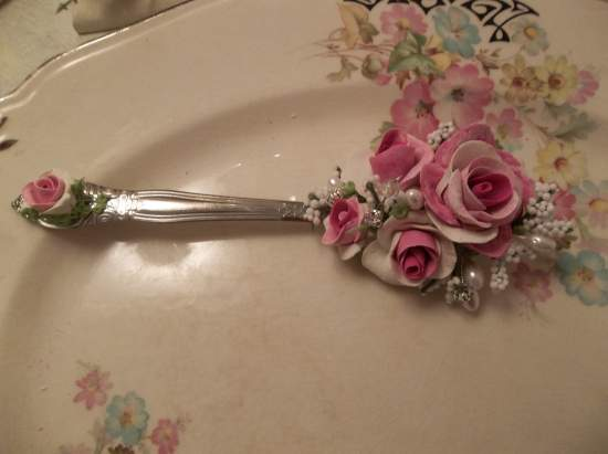 (Beauty) Teaspoon Decoration