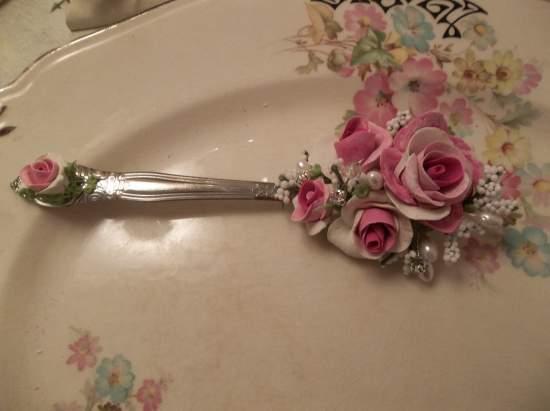 (Beauty) Teaspoon Decoration