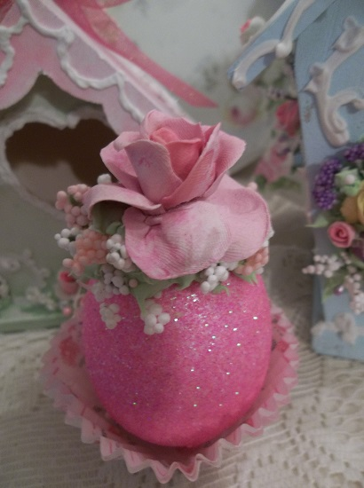 (Marissa Rose) Decorated Easter Egg