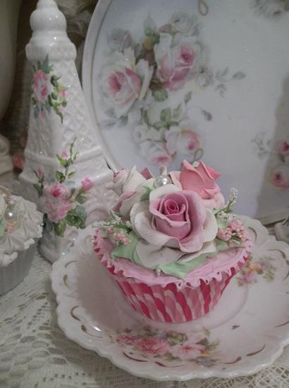 (Candicina) Fake Cupcake