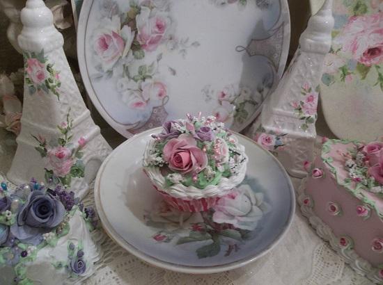 (Bonita) Fake Cupcake