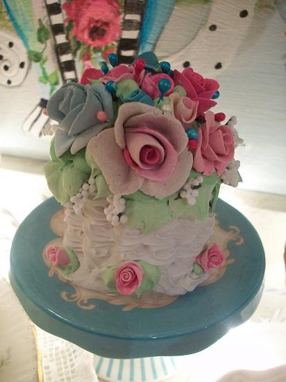 (Maxeen) Fake Cake Slice