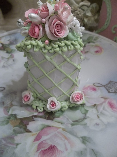 (Garden Gertrude) Fake Cake Slice