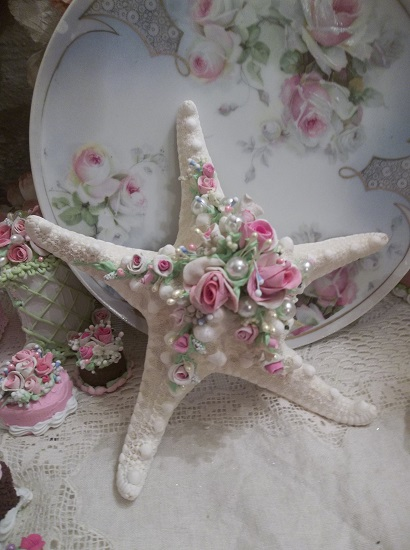 (Ariel) Decorated Starfish