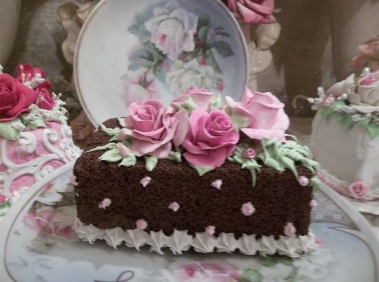 (Coco Luv) Fake Bar Cake