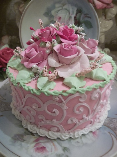 (Mickey) Fake Cake