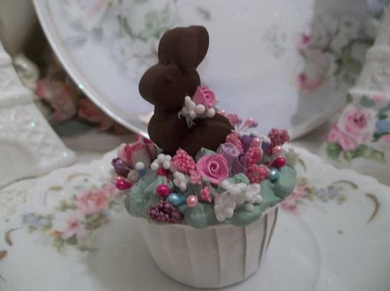 (Little Bunny Cupcake) Mini Marvel