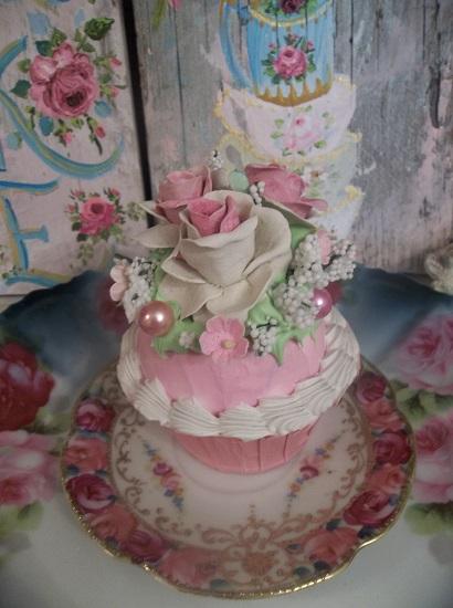 (Love) Fake Cupcake