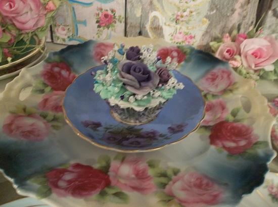(Viola Grace) Fake Cupcake