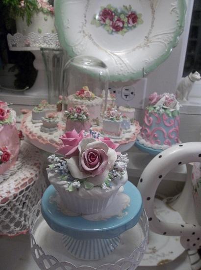(Jaynie) Fake Cupcake