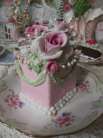 (Agnus Mary) Fake Cake Slice