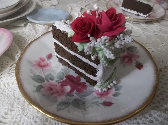 (Mary Kathleen) Fake Cake Slice