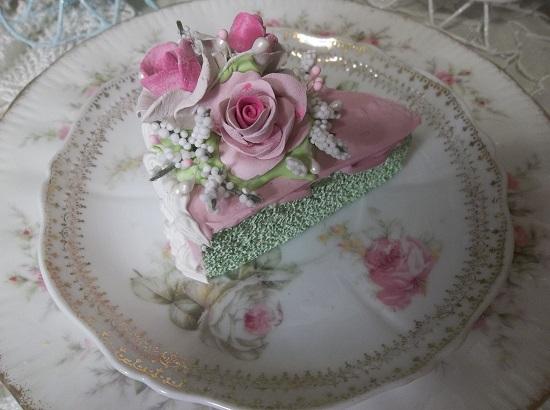(Truest Beauty) Fake Cake Slice