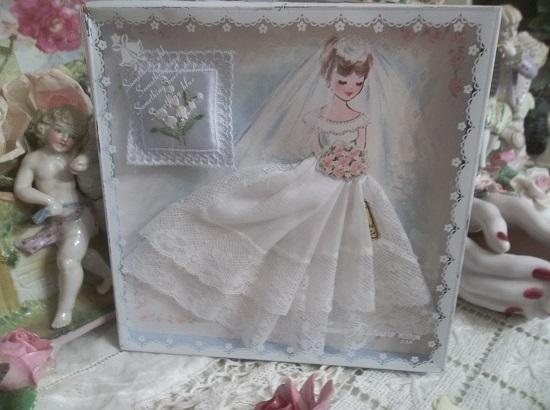 (The Good Old Days) Wedding Hankie