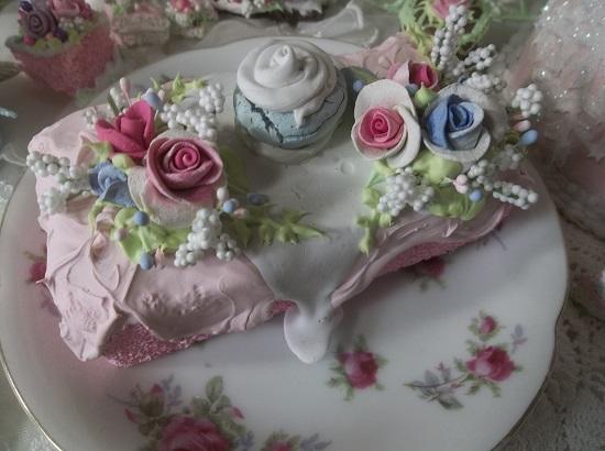 (Love It Lots) Fake Cake Bar Cake