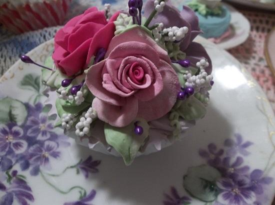 (Aubrey Rosa) Fake Cupcake