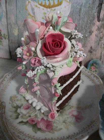 (Alyssa Belle) Fake Cake Slice