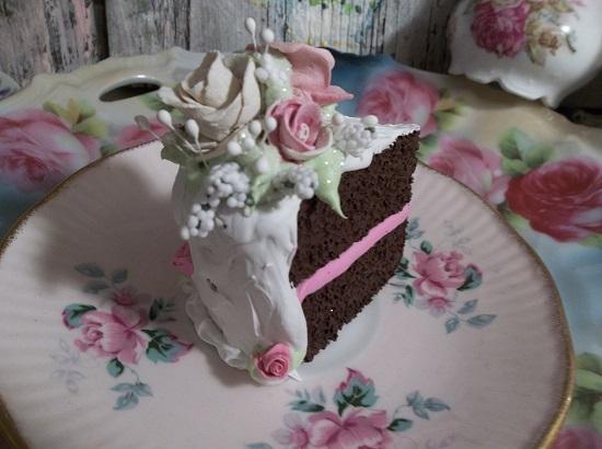 (Margie) Fake Cake Slice
