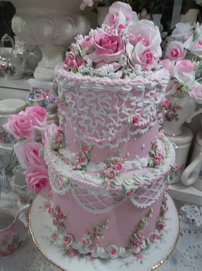 (Endless Beauty) Fake Cake