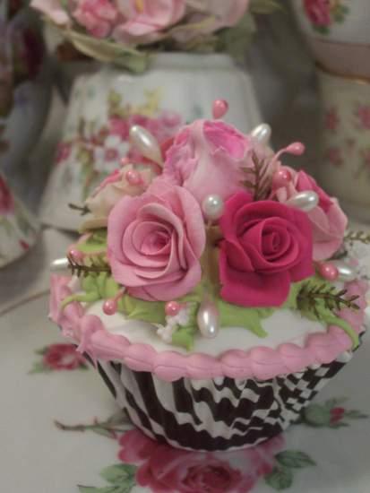 (Jungle) Fake Cupcake