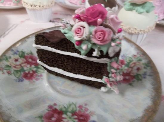 (Tammy) Fake Cake Slice