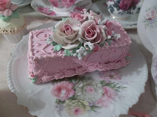 (Pinkie) Funky Junk Fake Cake
