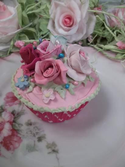 (Forget me not Fun) Fake Cupcake