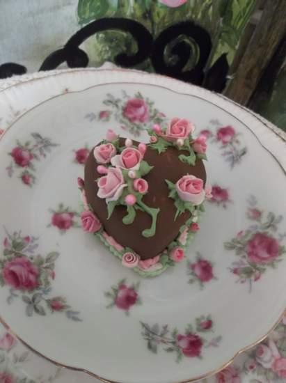 (Love Chocolate Style) Mini Marvel Small Cake