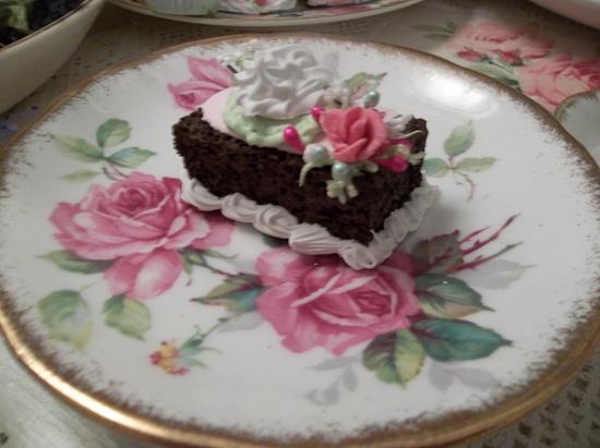 (Cherry Cream Cake) Mini Marvel
